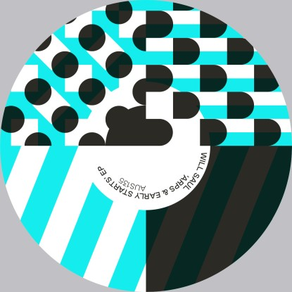 """Will Saul/ARPS & EARLY STARTS 12"""""""
