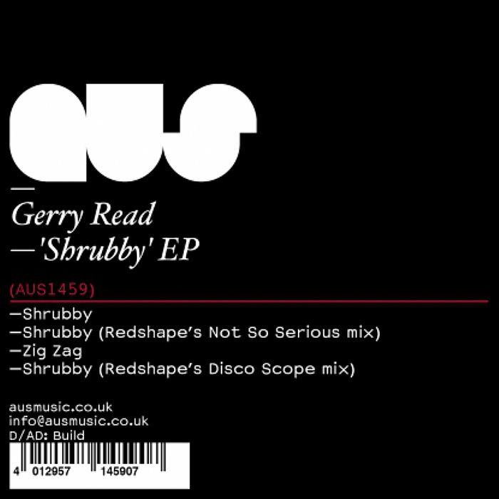 "Gerry Read/SHRUBBY REDSHAPE REMIX 12"""