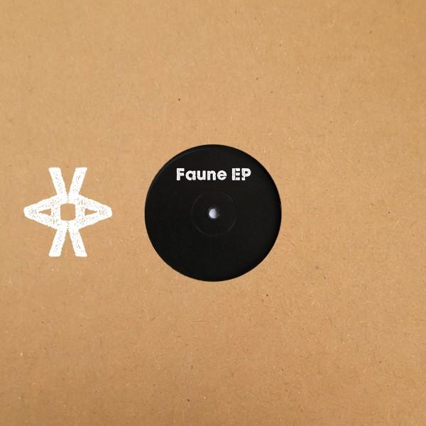 """Faune/FAUNE EP 12"""""""