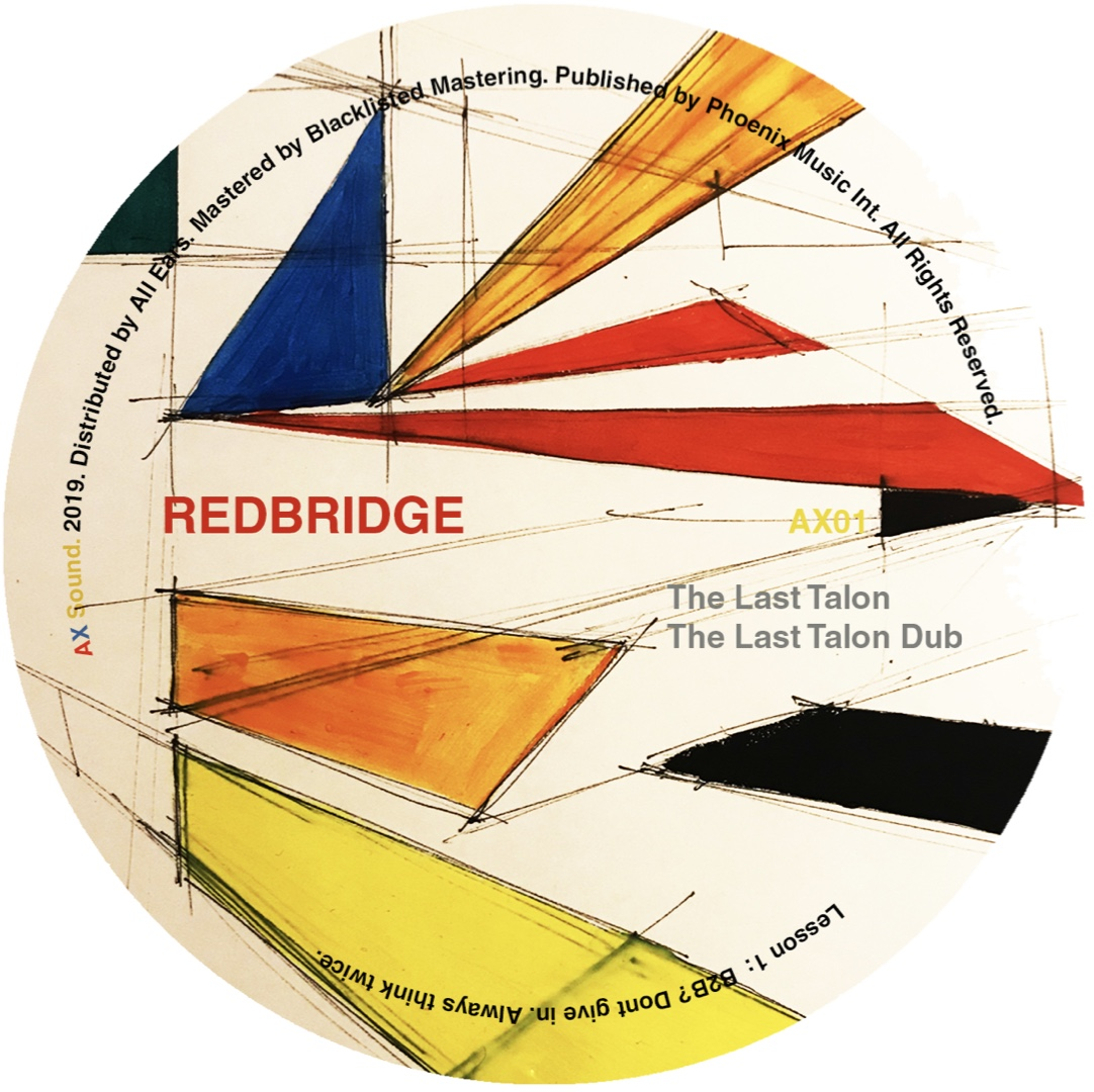 Redbridge/THE LAST TALON 12""