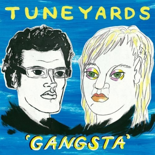 "Tune Yards/GANGSTA (YELLOW VINYL) 12"""