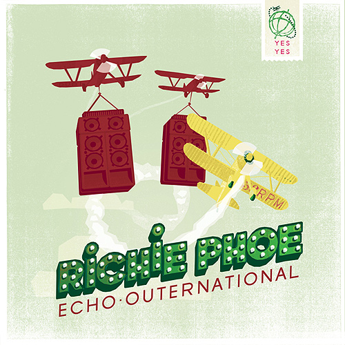 Richie Phoe/ECHO OUTERNATIONAL DLP