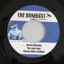 """Stevie Wonder/FOR YOUR LUV-ARAB MONEY 7"""""""