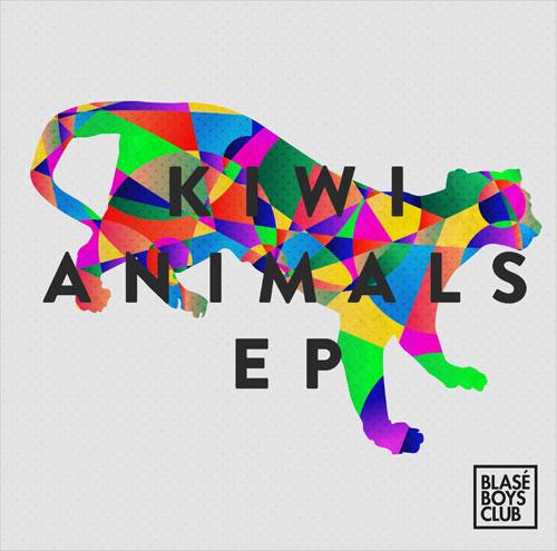 "Kiwi/ANIMALS EP 12"""