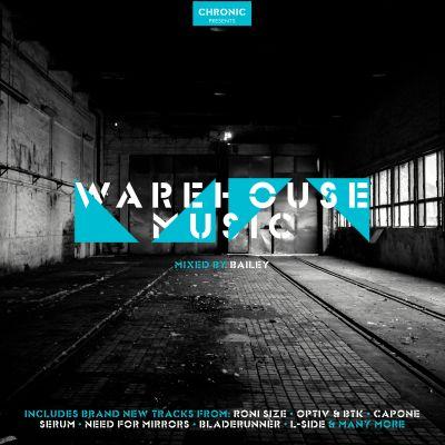 Bailey/WAREHOUSE MUSIC MIX CD