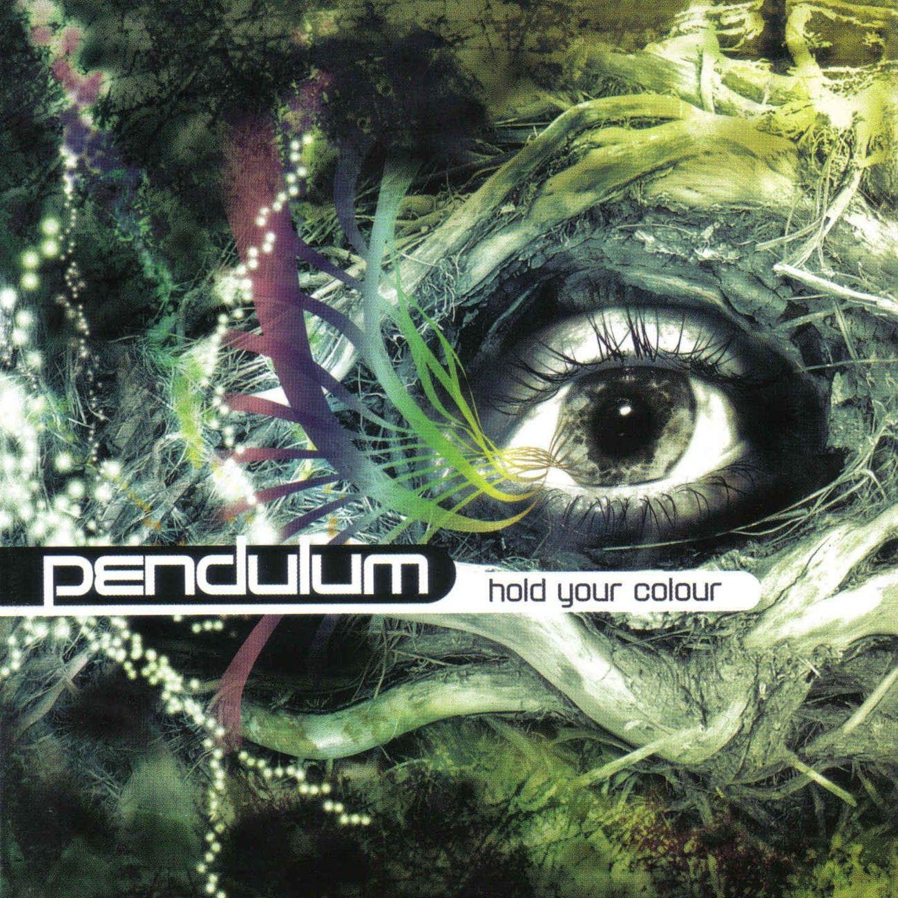 Pendulum/HOLD YOUR COLOUR (2018) 3LP