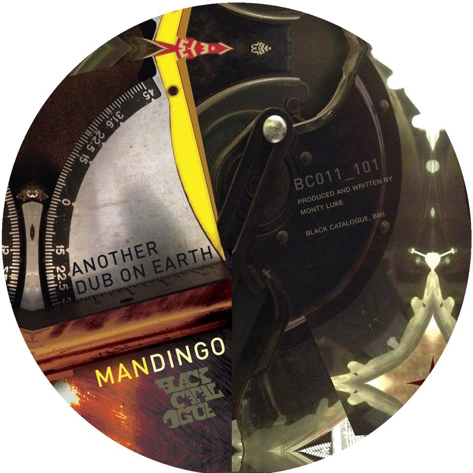 "Mandingo/ANOTHER DUB ON EARTH 12"""