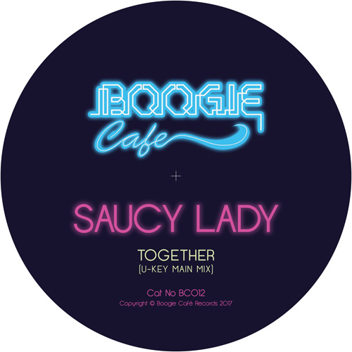 Saucy Lady/TOGETHER 12""
