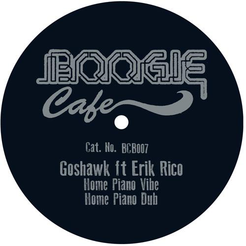 """Goshawk ft. Erik Rico/HOME 12"""""""