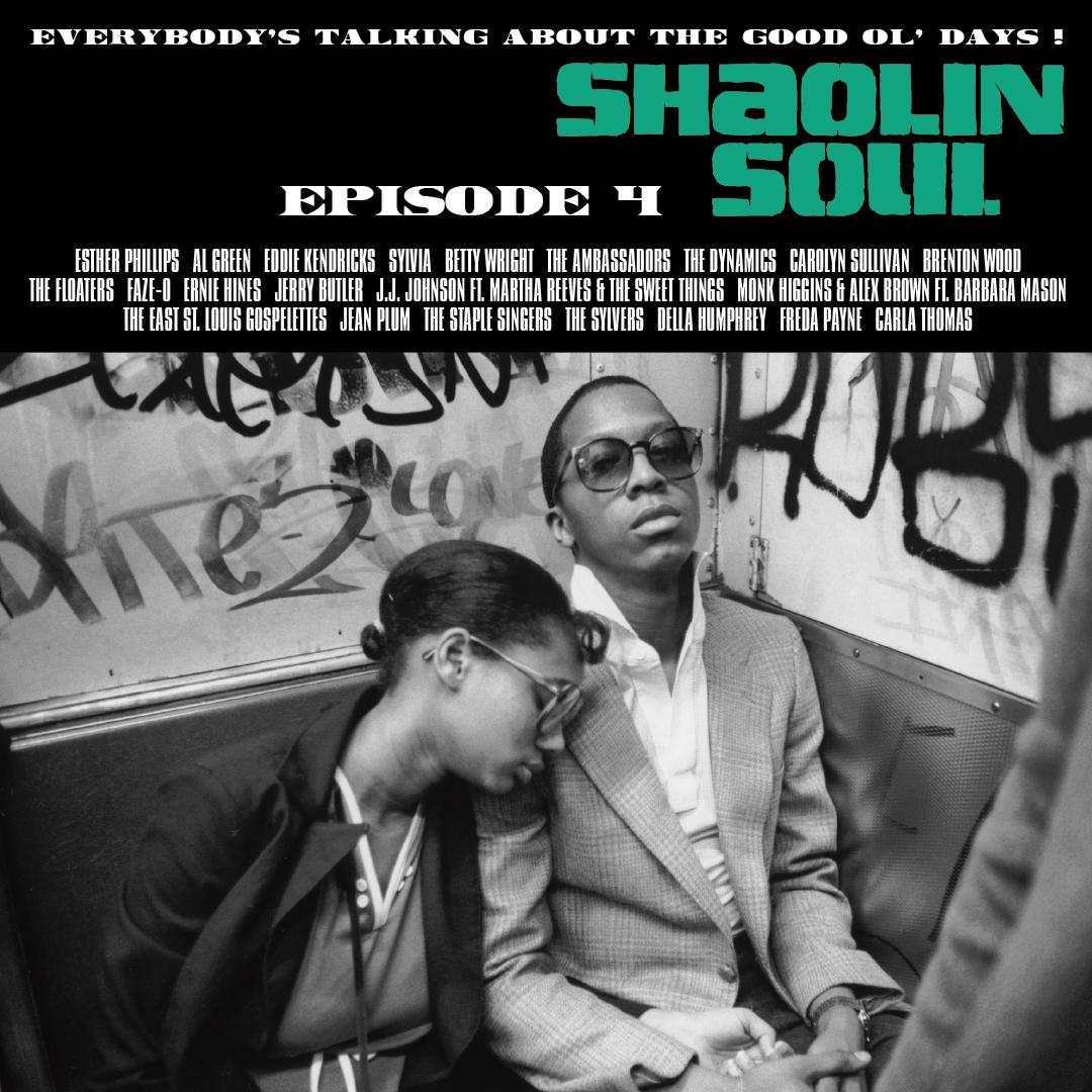 Various/SHAOLIN SOUL EPISODE 4 DLP