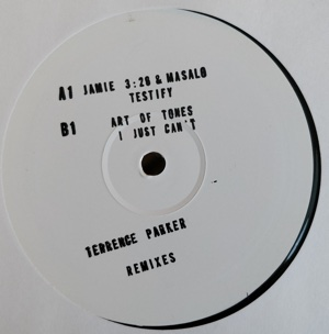 Terrence Parker/REMIXES 12""
