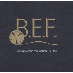 B.E.F./1981-2011 3CD