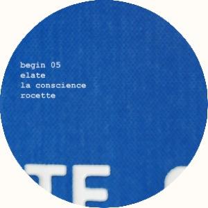 "Begin/ELATE EP 12"""