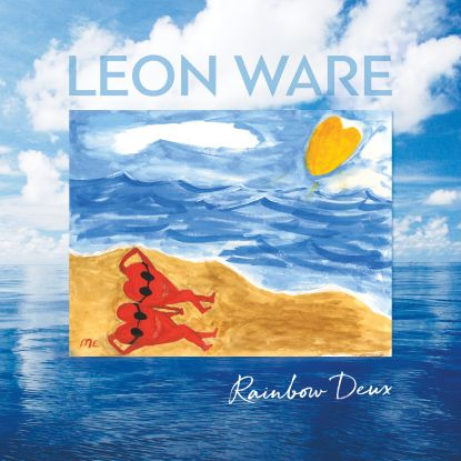Leon Ware/RAINBOW DEUX 140G GATEFOLD DLP