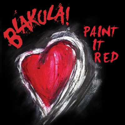 Blakula/PAINT IT RED  CD