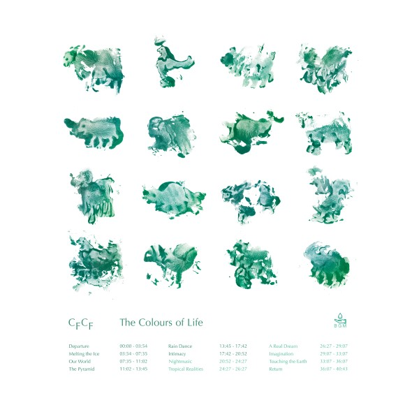 CFCF/THE COLOURS OF LIFE LP