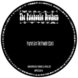 """Patchouli Bros/YOU'VE GOT THE POWER 7"""""""