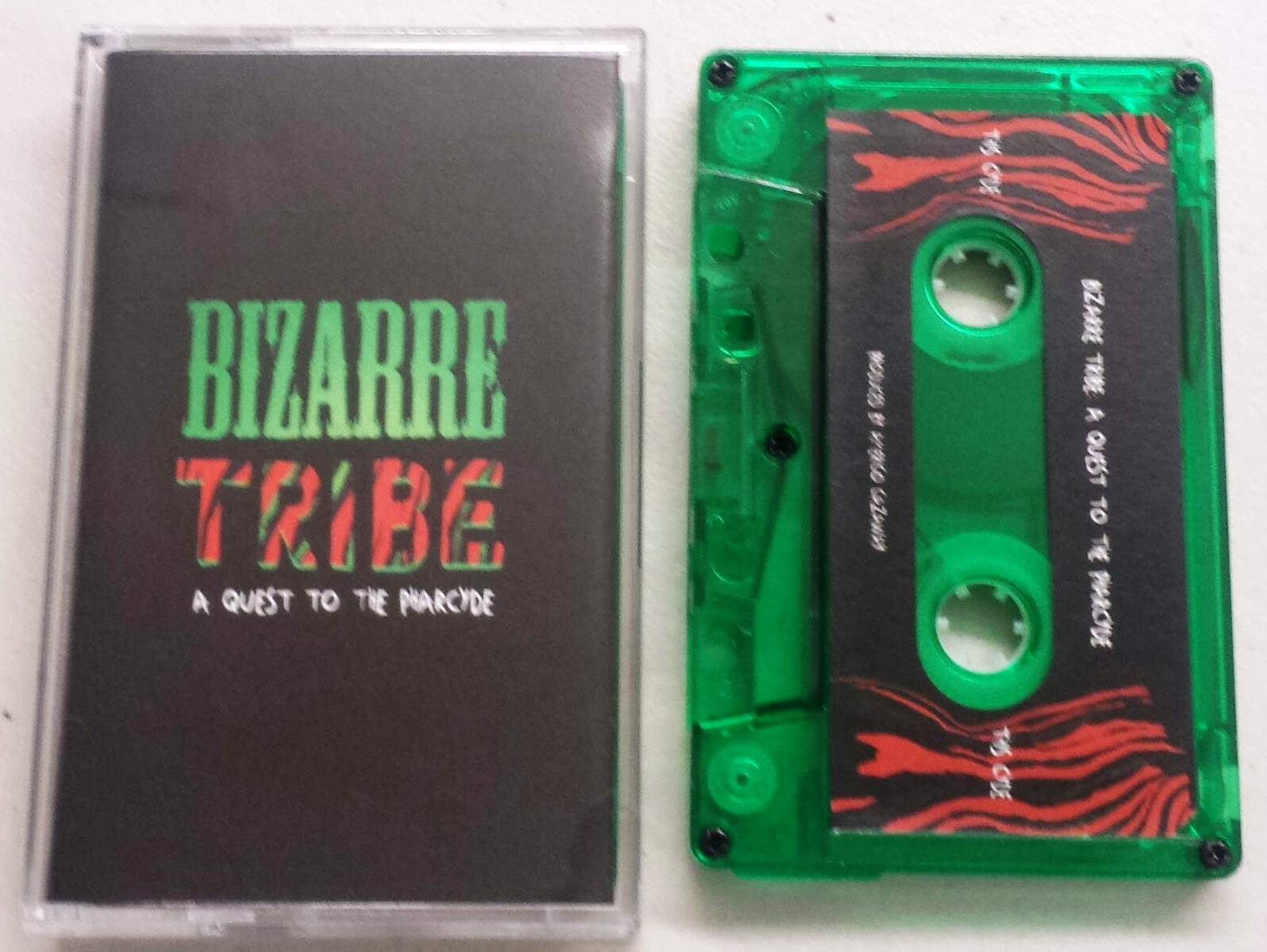 ATCQ vs Pharcyde/BIZARRE TRIBE TAPE