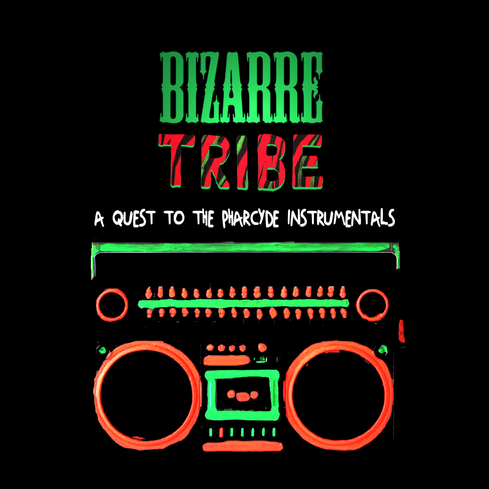 ATCQ vs Pharcyde/BIZARRE TRIBE INSTR LP