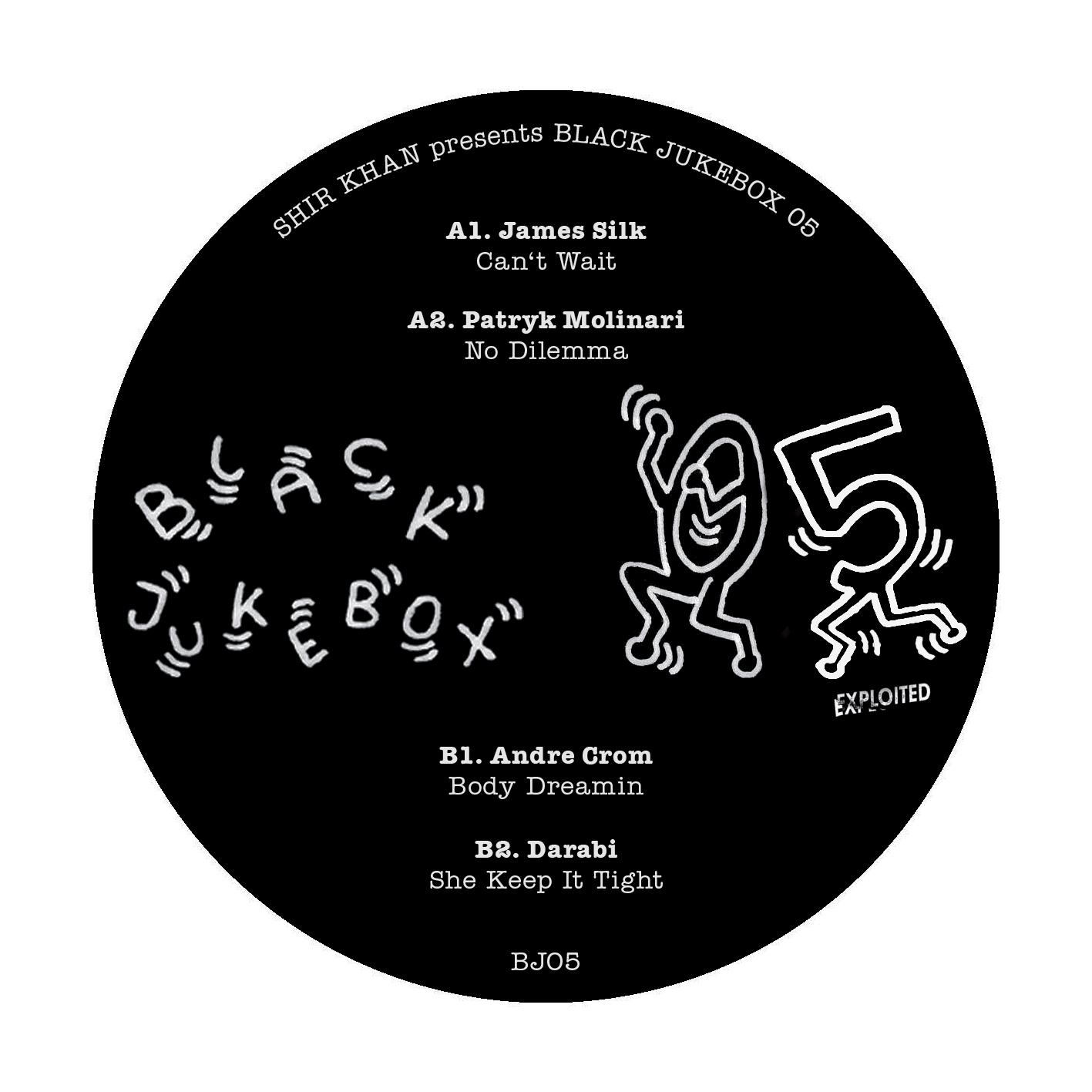 """Various/BLACK JUKEBOX 05 12"""""""