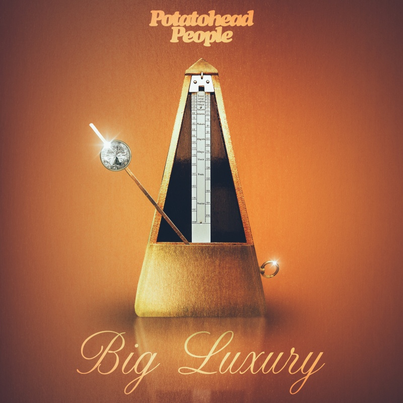 Potatohead People/BIG LUXURY CD