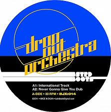 Drop Out Orchestra/BSTRD 14 12""