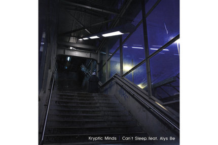 Kryptic Minds/CAN'T SLEEP 12""