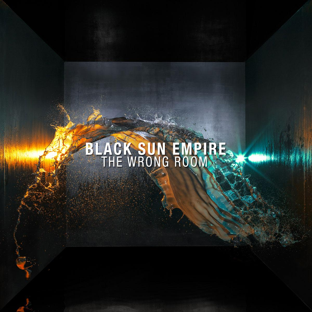 Black Sun Empire/THE WRONG ROOM CD
