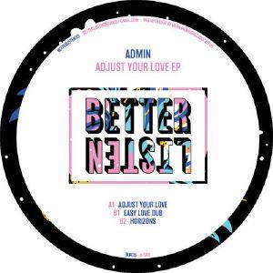 "Admin/ADJUST YOUR LOVE EP 12"""