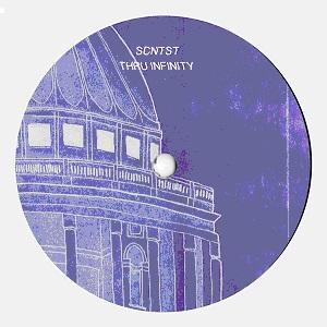 """SCNTST/THRU INFINITY-HIEROGLYPHIC B  12"""""""