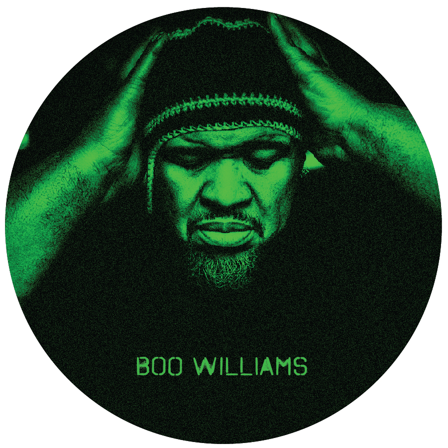 Boo Williams/BOO WILLIAMS SLIPMAT
