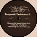 """DJ Twister/BANGERS ON THE BREAKS #2 12"""""""