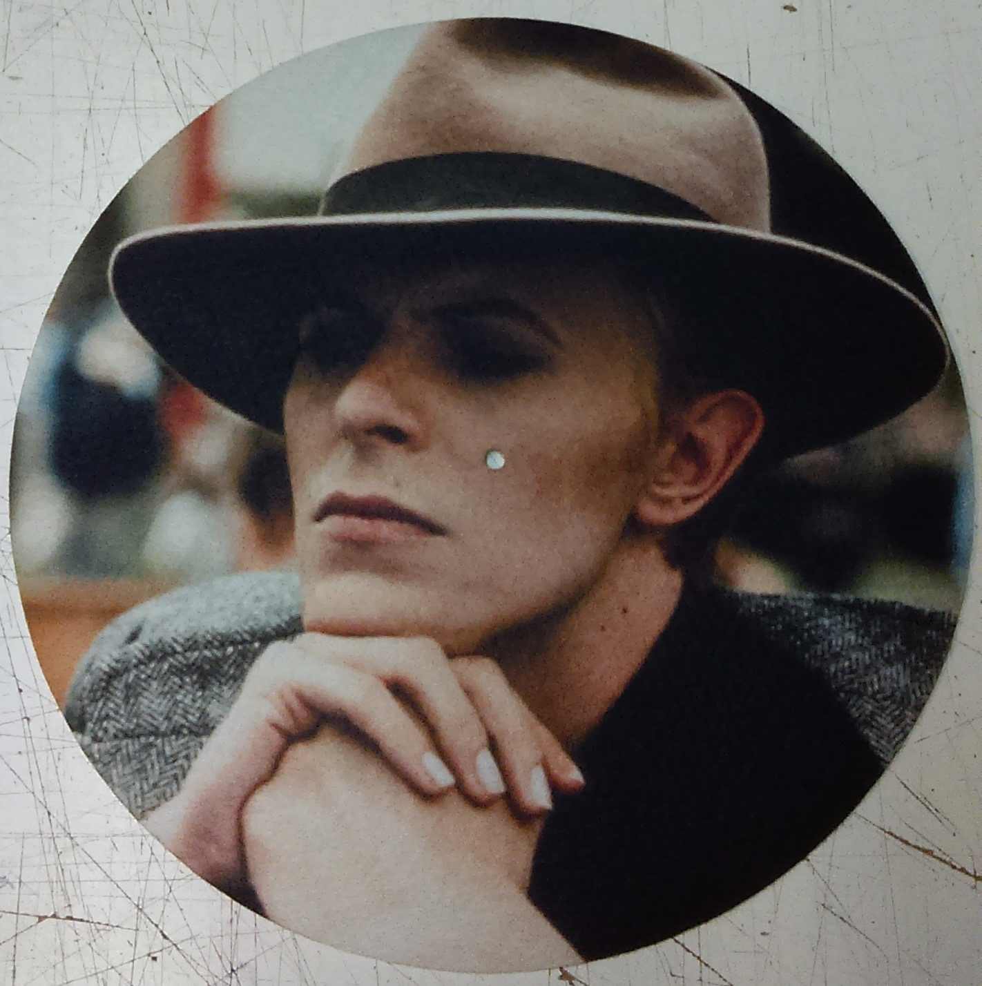 David Bowie/HAT SLIPMAT