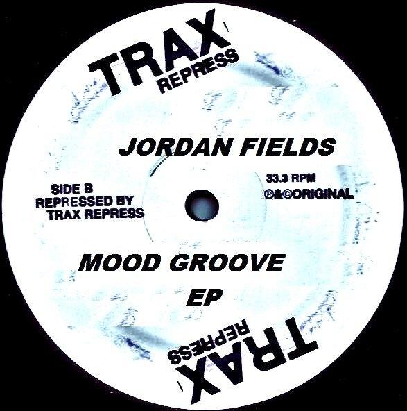 "Jordan Fields/MOOD GROOVE EP 12"""