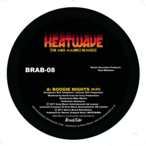 Heatwave/MIKE MAURRO REMIXES VOL. 1 12""