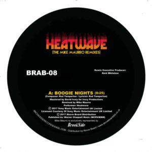 "Heatwave/MIKE MAURRO REMIXES VOL. 1 12"""
