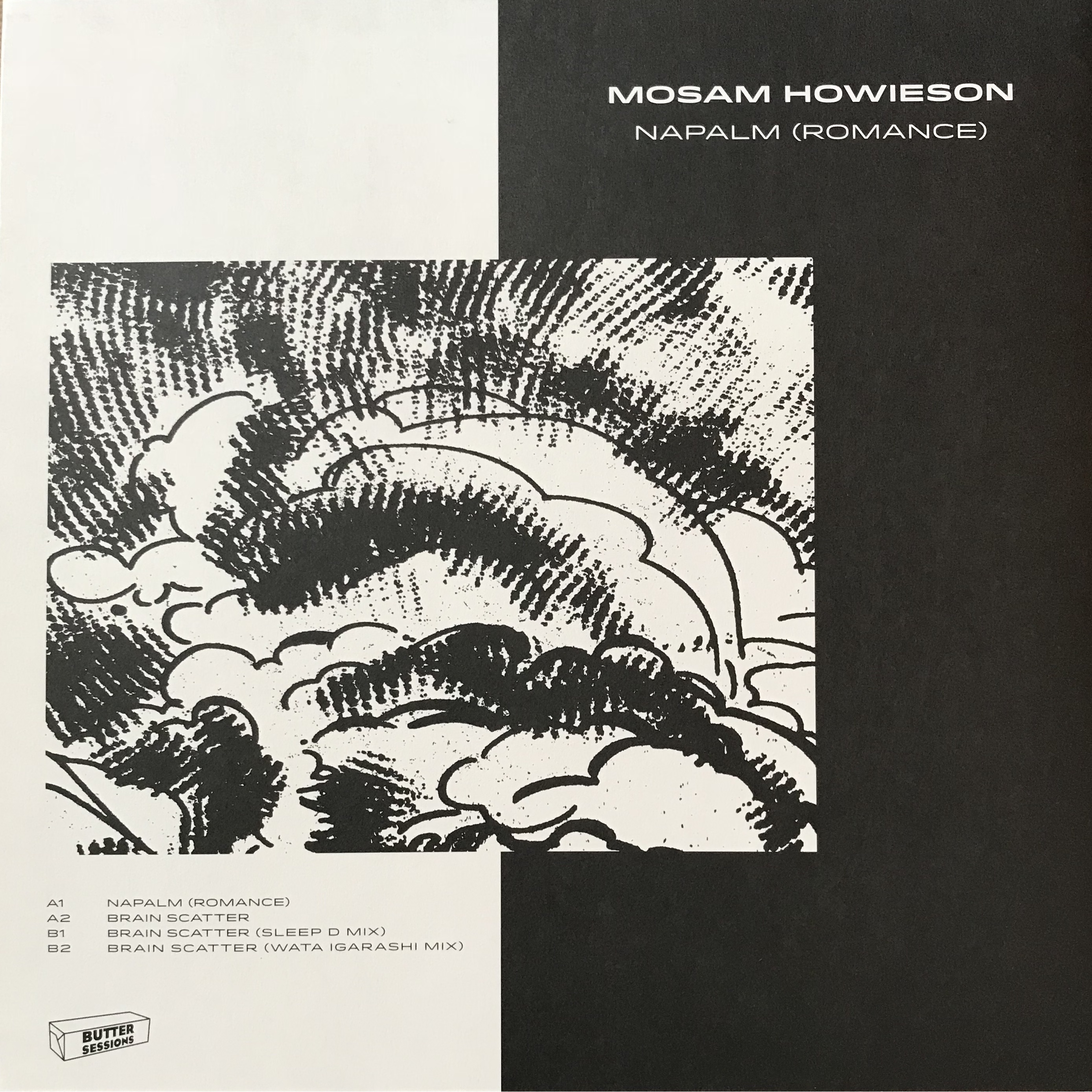 Mosam Howieson/NAPALM (ROMANCE) 12""