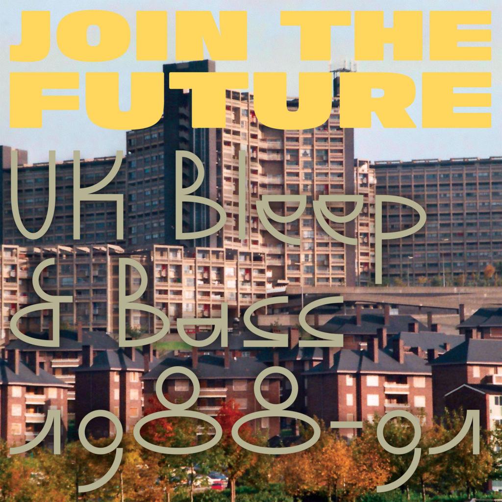 Various/JOIN THE FUTURE: UK BLEEP-CV DLP