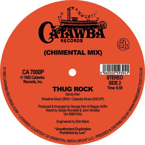 "Sandy Kerr/THUG ROCK 12"""
