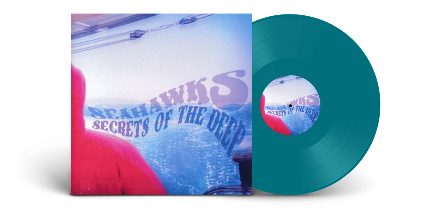 Seahawks/SECRETS OF THE DEEP LP