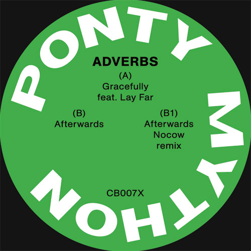 "Ponty Mython/ADVERBS EP 12"""