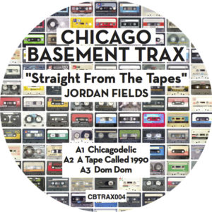 Jordan Fields/STRAIGHT FROM.. TAPES 12""