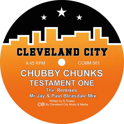 """Chubby Chunks/TESTAMENT ONE-2021 RMX 12"""""""