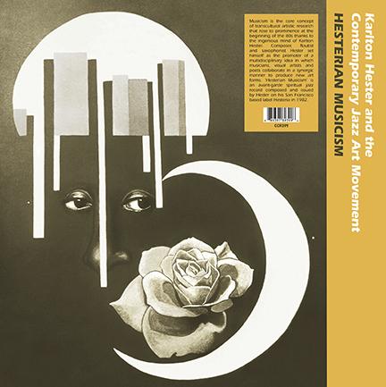 Karlton Heaster/HESTERIAN MUSICISM LP