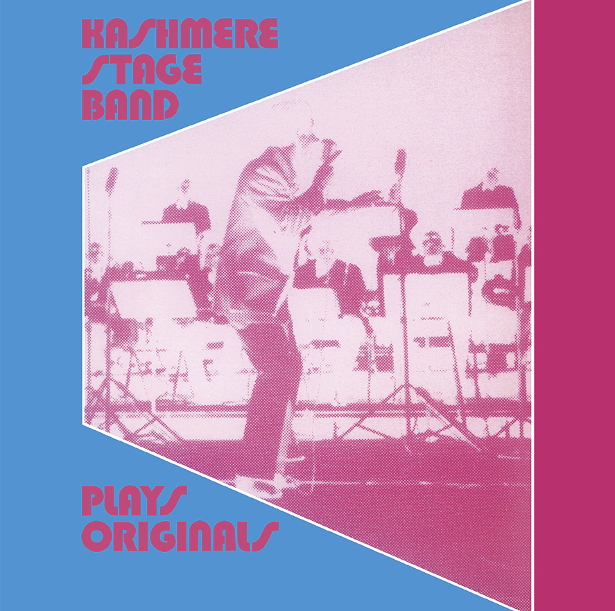Kashmere Stage Band/PLAY ORIGINALS LP