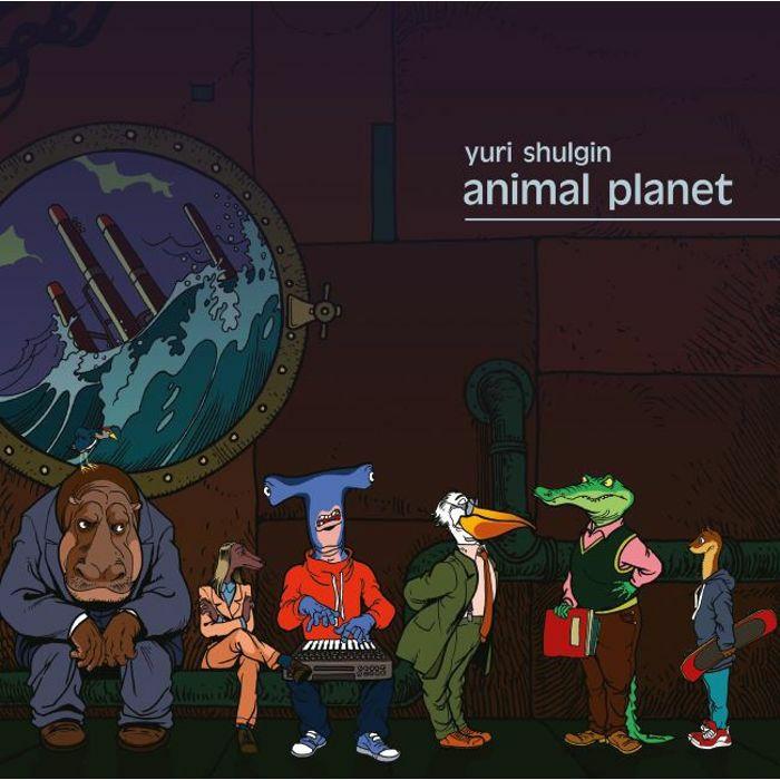 """Yuri Shulgin/ANIMAL PLANET 12"""""""
