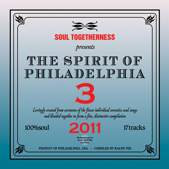 Various/SPIRIT OF PHILADELPHIA VOL. 3 CD