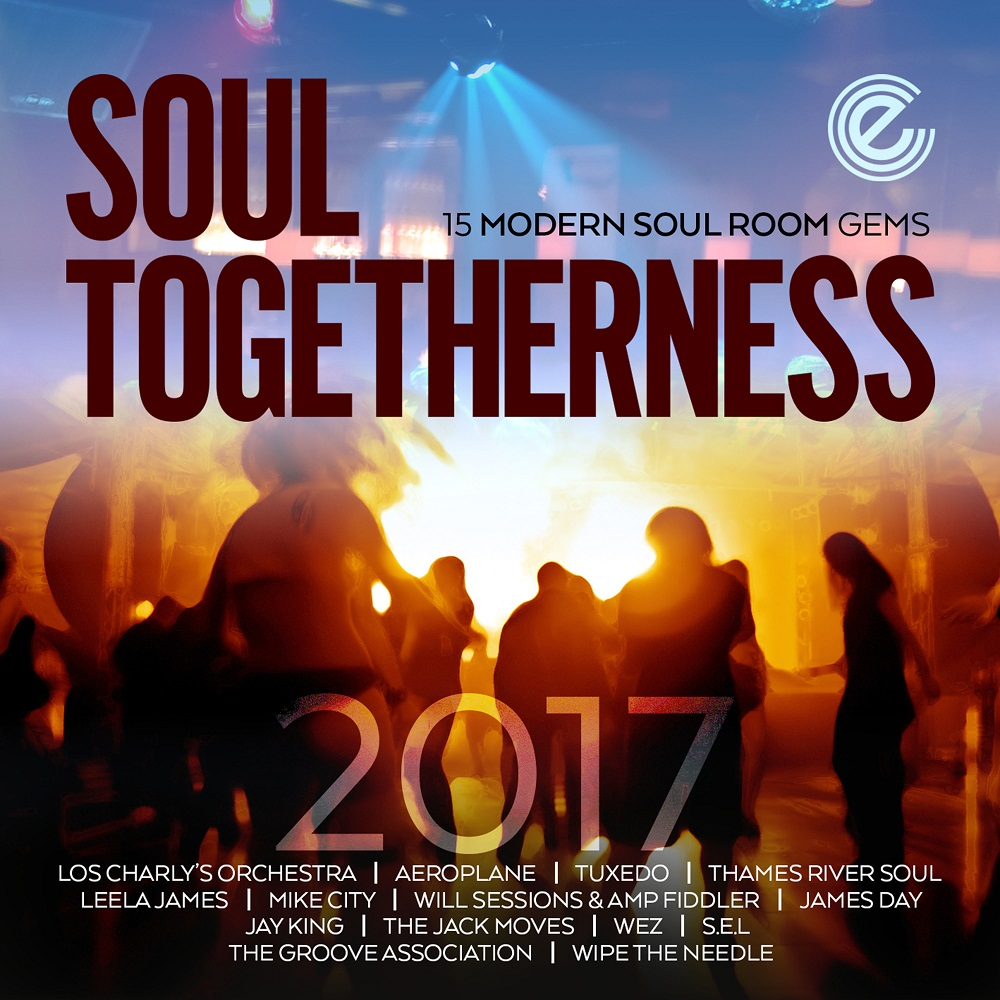 Various/SOUL TOGETHERNESS 2017 CD