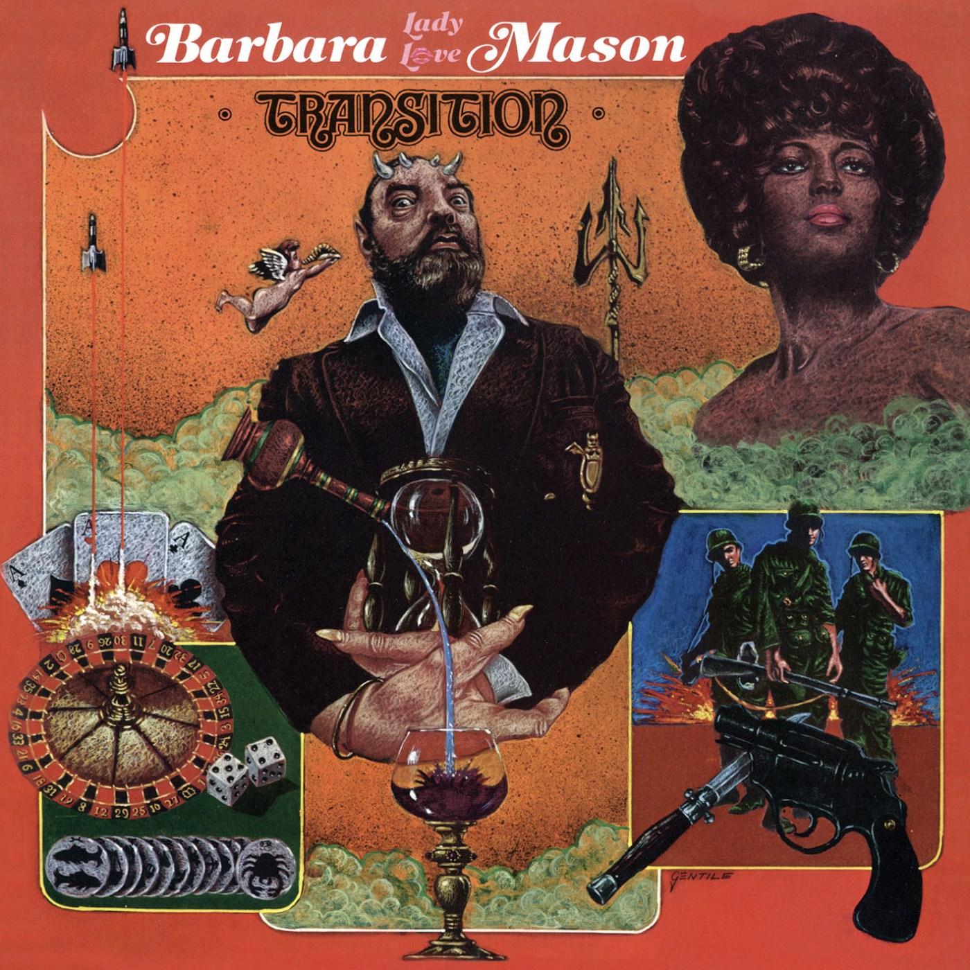 Barbara Mason/TRANSITION CD