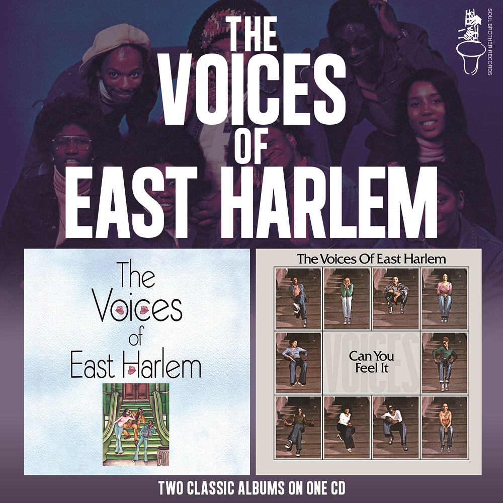 Voices of East Harlem/SELF & CAN YOU CD